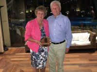 Runners up: Frank & Linda Mallinson