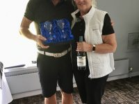 Broadstone Runners-Up - Mike Hull & Chris Patton