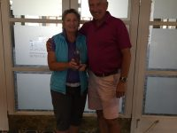 Day 1 Winners Chris & Ann Hazelwood