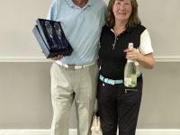 Day 2 Winners - Jim & Anne Green