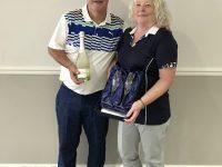 Day 1 Winners - Ron & Coleen Painter
