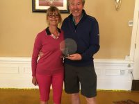 St. Pierre Mixed Pairs Overall Winners - Tony & Rosie Williams