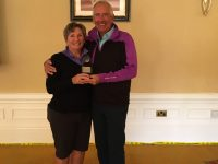 Day 2 - Winners Chris & Anne Hazelwood