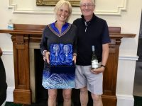 Sherwood Forest Runners-Up - Kevin & Helen Gould