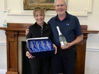 Hollinwell Winners - Stuart & Val Robinson