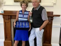 Sherwood Forest Winners - Cliff & Lynn Duggleby