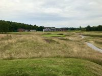 View from the 4th tee at Sherwood Forest
