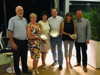 Our winners 1st: Graham & Denise Dewe 2nd: Graeme & Carole Mackay 3rd: Mick & Hazel Jamieson
