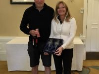 Day 1 Runners Up - Iain & Jackie White