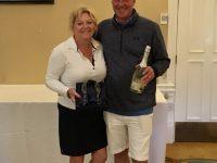 Day 1 Winners - Richard & Helen Hill