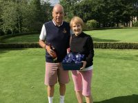 The Lakes runners-up - Jeremy & Ruth Horn