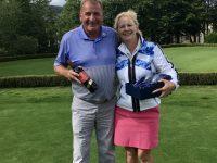 Wales National runners-up - Derek & Jane Shiels