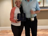 Day 2 Winners - Tony & Liz Ulph