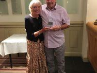 Day 2 Winners Howard & Hilary Ashton