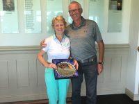 Overall Winners Joe & Pauline Nixon