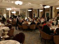 Group dinner in The Strathearn