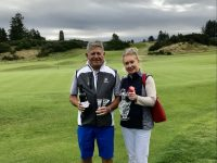 Winners Queens course - Horacio & Julie Ribeiro