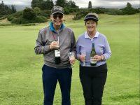King's course runners-up  Ron & Sandra Wildman