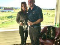Winners George & Carol Rae - Ailsa