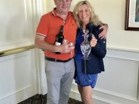 Winners Steve & Liz Shepherd - Robert the Bruce