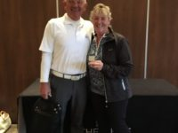 Day 1 - 3rd Place, Mike Hull & Christine Patton