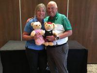 Celebrating their 46th Anniversary with Fairways! Tony & Pauline Cavanagh. Many Congratulations!
