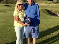 3rd Place Sue Bartram & Garry Taylor