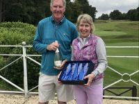 Winners Hotchkin - John & Barbara Taylor